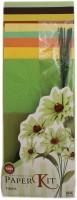 Tootpado Paper Flower Making Kit (SFK005) - DIY Art And Craft Kits