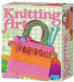 4M Art & Craft Toys 4M Knitting Art