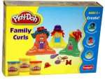 Funskool Art & Craft Toys Funskool Play Doh Family Curls