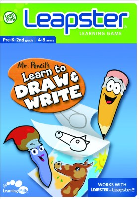 Buy LeapFrog Mr. Pencil's Learn to Draw and Write: Art Craft Kit