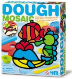 4M Art & Craft Toys 4M Dough Mosaic Ocean