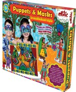 Estetic Art & Craft Toys Estetic Masked Puppeteer