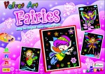 Petals Art & Craft Toys Petals Velvet Art Fairies