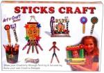 Homeshopeez Art & Craft Toys Homeshopeez Sticks Crafts