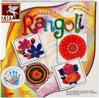 Toy Kraft Kraft Sand Art Rangoli