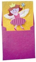 Hamara Nischay Art & Craft Toys Hamara Nischay Cute Fairy Card Kit