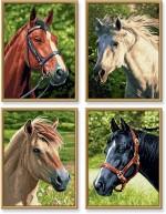 Schipper Art & Craft Toys Schipper Horses + Pony