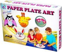 Ankit Toys Paper Plate Art