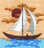 Anchor Art & Craft Toys Anchor Stitch Kits Sailing