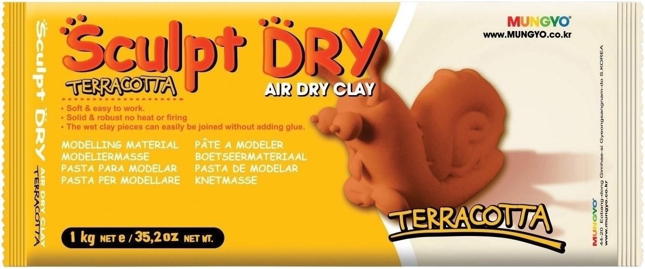 Dry Clay Art Mungyo Sculpt Dry-air Dry Clay