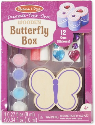 Melissa & Doug Art & Craft Toys Melissa & Doug Butterfly Chest