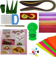 Hrinkar High Quality All In One Quilling Kits - CRFTKT10