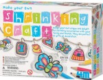 4M Art & Craft Toys 4M Make Your Own Shrinking Craft