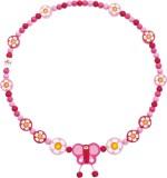 Sevi Art & Craft Toys Sevi Necklace Butterfly