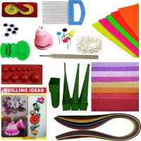 Hrinkar High Quality All In One Quilling Kits - CRFTKT11