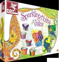 Toy Kraft Kraft Sparkling Hobby Vistas