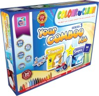 Ankit Toys Colour And Clean - Your Comboo Kitseries 3