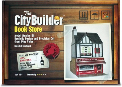 The CityBuilder Book Store Kit
