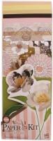 Tootpado Paper Flower Making (SFK009) - DIY Art And Craft Kits