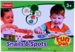 Funskool Art & Craft Toys Funskool Fun Doh Snails & Spots