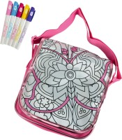 Simba Color Me Mine Diamond Party Messenger Bag