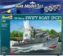Revell US Navy Swiftboat (PCF) 1:48 Scale Assembly Model Kit