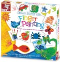 Toykraft Getting Started with Finger Painting: Art Craft Kit