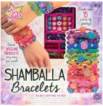 Just My Style Art & Craft Toys Just My Style Shamballa Bracelets Art and Craft Multi Color