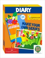 Lighthouse Art & Craft Toys Lighthouse Make Your Own Series Diary