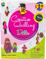 Promobid Art & Craft Toys Promobid Creative Quilling Dolls