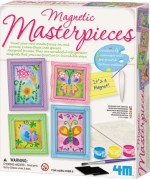 4M Art & Craft Toys 4M Magnetic Masterpieces
