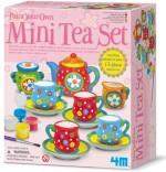 4M Art & Craft Toys 4M Paint Your Own Mini Tea Set