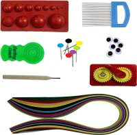 Hrinkar High Quality All In One Quilling Kits - CRFTKT02