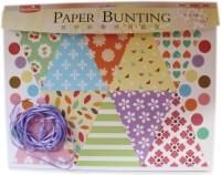 Tootpado Celebrations Paper Bunting Set (EPB1501) - DIY Art And Craft Kits