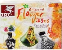 Toy Kraft Kraft Oriental Flower Vases