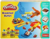 Funskool Play-Doh Breakfast Buffet: Art Craft Kit