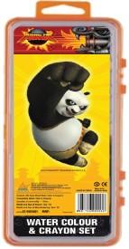 Kung Fu Panda Art Set