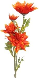 IVY by Home Stop IVY by Home Stop Orange Sunflower Artificial Flower