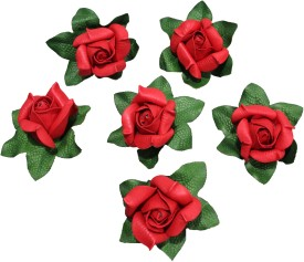 Pollination FLOATING ROSE Red Assorted Artificial Flower