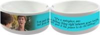 Huppme White Ceramic Ashtray (Pack Of 1)