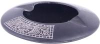 Sheela's Black Iron Ashtray (Pack Of 1) - ASHE7NV5AFFXEZQY