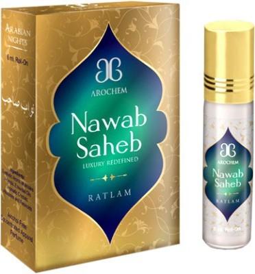 Arochem NAWAB SAHAB Herbal Attar