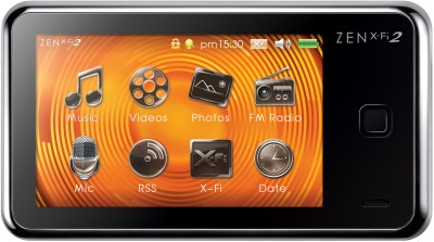 Buy Creative Zen X-Fi 2 8 GB MP4 Player: Home Audio & MP3 Players