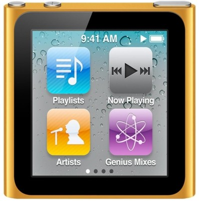 Buy Apple nano 7th Generation 8 GB MP3 Player: Home Audio & MP3 Players