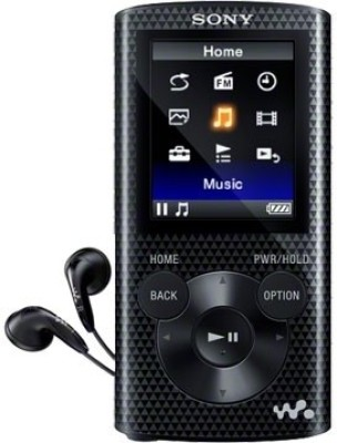 Buy Sony NWZ-E373 4 GB MP4 Player: Home Audio & MP3 Players