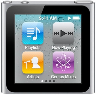Buy Apple iPod iPod nano 6th Generation 16 GB: Home Audio & MP3 Players