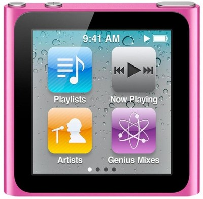 Buy Apple nano 7th Generation 8 GB MP4 Player: Home Audio & MP3 Players