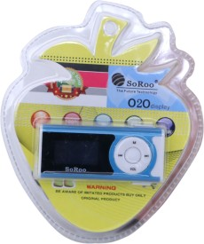 Soroo Digital Mp3 Player Player 8 GB MP3 Player Player