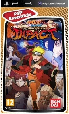 Buy Naruto Shippuden: Ultimate Ninja Impact: Av Media