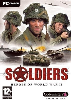 Buy Soldiers Heroes of World War II: Av Media